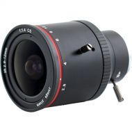AIDA Imaging CS-Mount 28mm-12mm Lente varifocal de 3 megapíxeles
