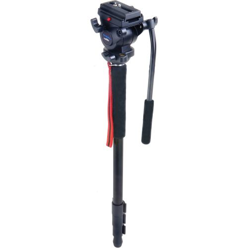 Acebil mp-60v (N) 4-Section Aluminum Monopod with DV Pan Head