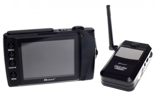 Disparo Wireless+ Monitor P/canon 5d Gigtube