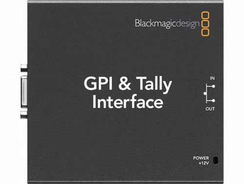 GPI and Tally Interface Mini Converter
