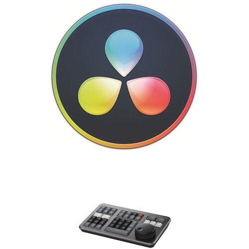 DaVinci Resolve 17 Studio with Speed Editor (Dongle)