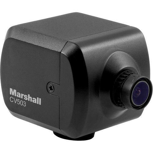 Marshall Electronics CV503 Mini cámara HD (3G / HD-SDI)