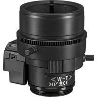 Marshall Electronics CS-Mount 3MP 2.2-6mm 2.7x Zoom Lens con control de iris manual