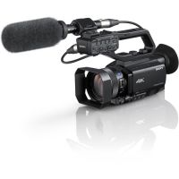 Sony 4K Compact camcorder NXCAM HXR-NX80
