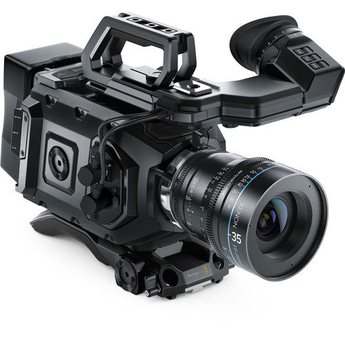 URSA Mini 4.6K Digital Cinema Camera (EF-Mount)