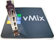 Yuan 4 HDMI PCIe HD vMIX Capture Card