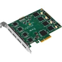 Placa Yuan 4 Input HDMI Capture Card PCIe 4x